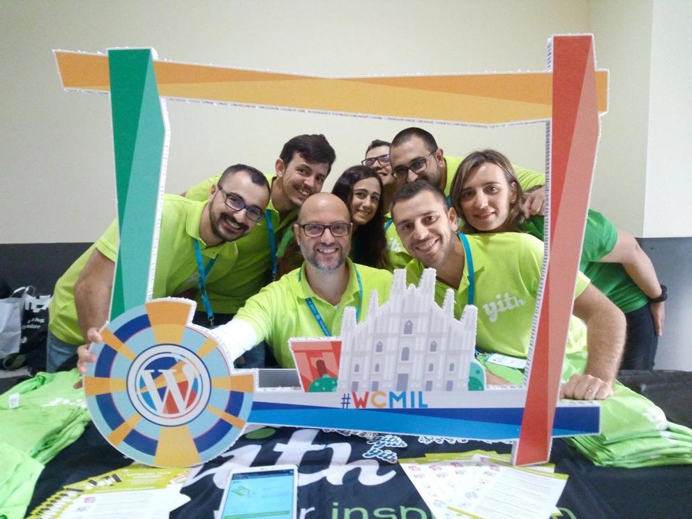 YITH diventa ufficialmente sponsor di WordCamp organizzati in ogni parte del mondo