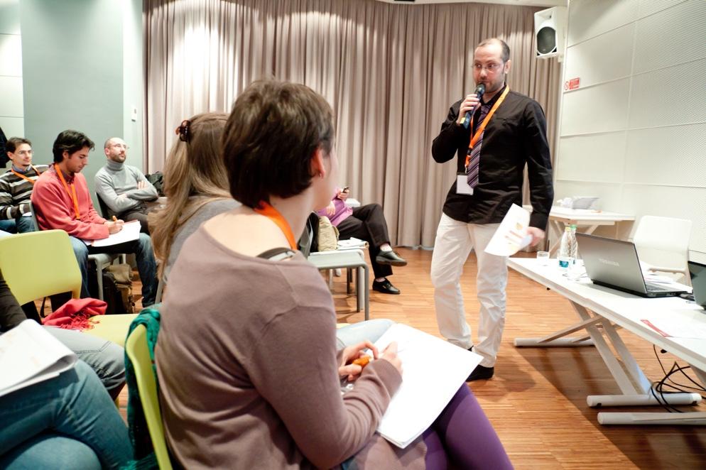 Organizza il primo Seminario Web Designer Freelance