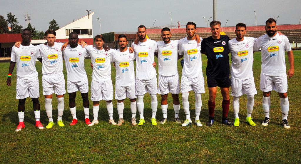 YITH sponsorizza l'Acireale calcio